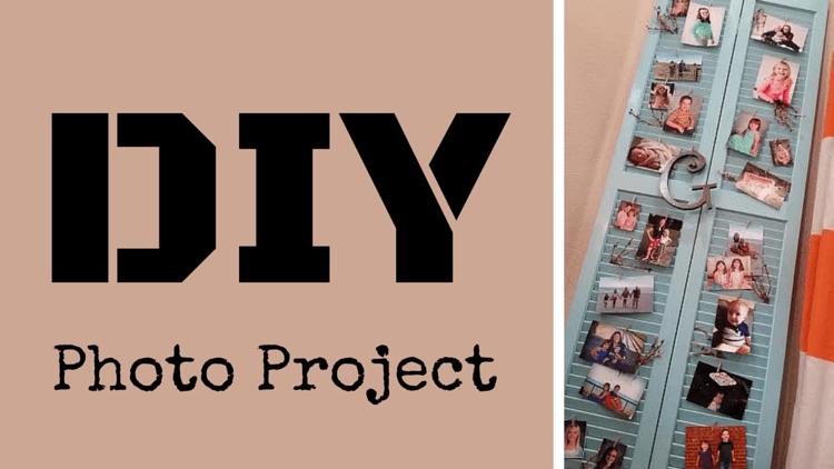 Repurpose an Old Bi-Fold Door – DIY Project