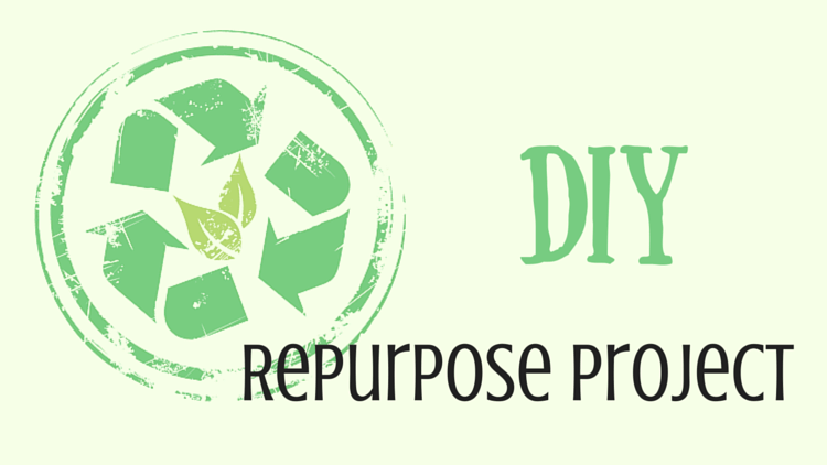 DIY Kitchen Pot Rack Repurpose Project