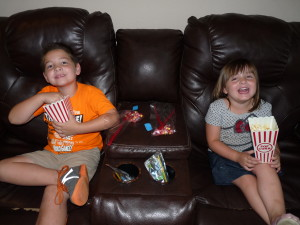 Movie Theater Night - Just Playing House