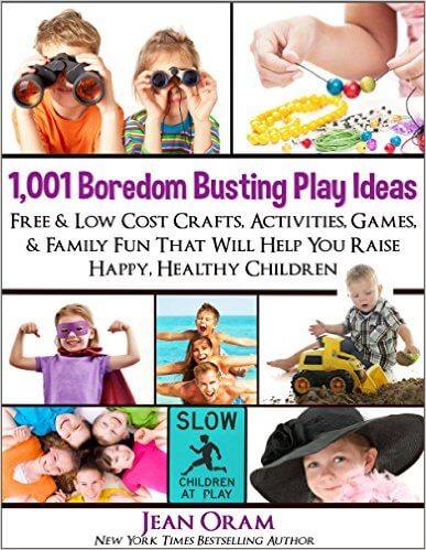 1001 Boredom Busting Play Ideas
