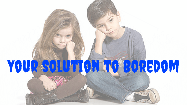 1,001 Boredom Busting Play Ideas – Book Review