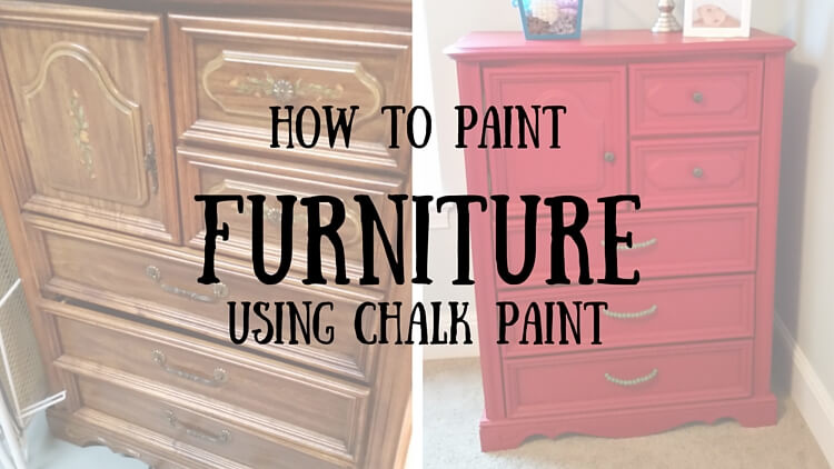 how to paint furniture using chalk paint chalk paint furniture