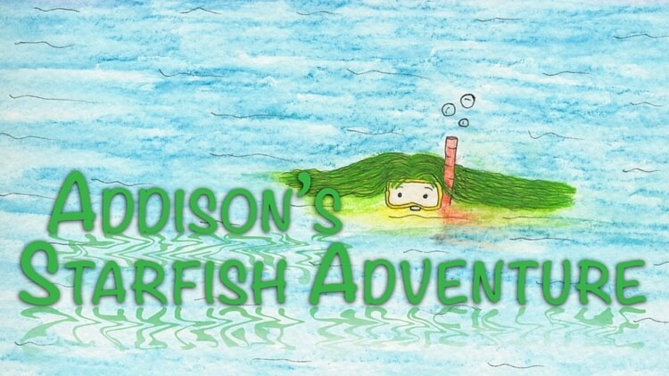 Addison's Starfish Adventure – Kids Book Review