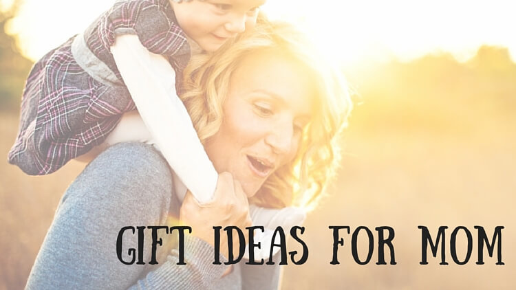Gift Ideas for Mom – Featured on The Gift Monk