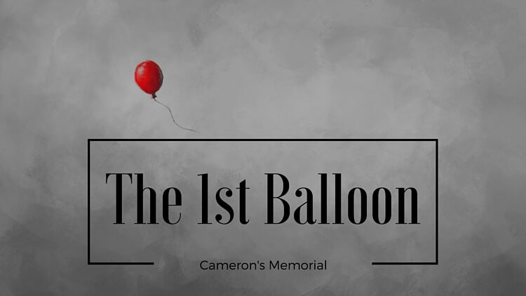 Cameron's First Balloon is Found