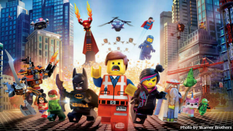 3 Reasons I Love The Lego Movie