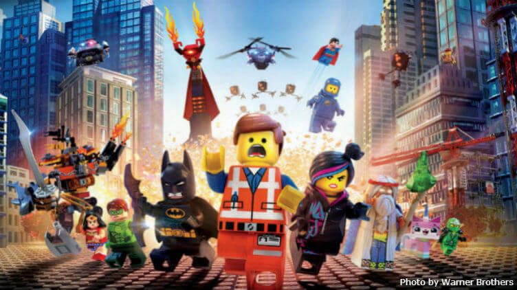 3 Reasons I Love The Lego Movie Just Playing House