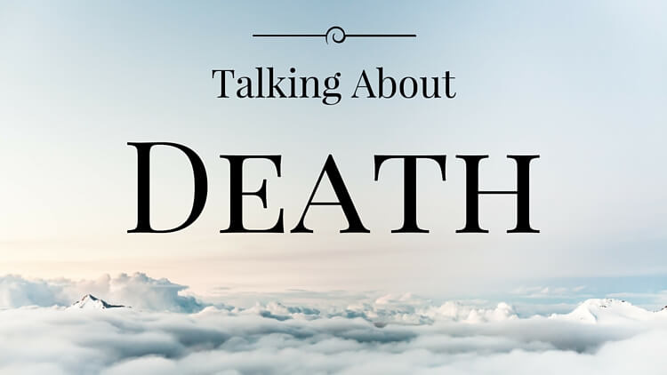 Talking To Children About Death – My Experience