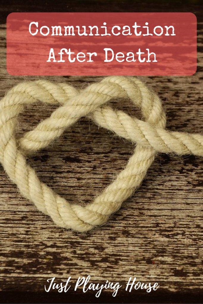 communication after death