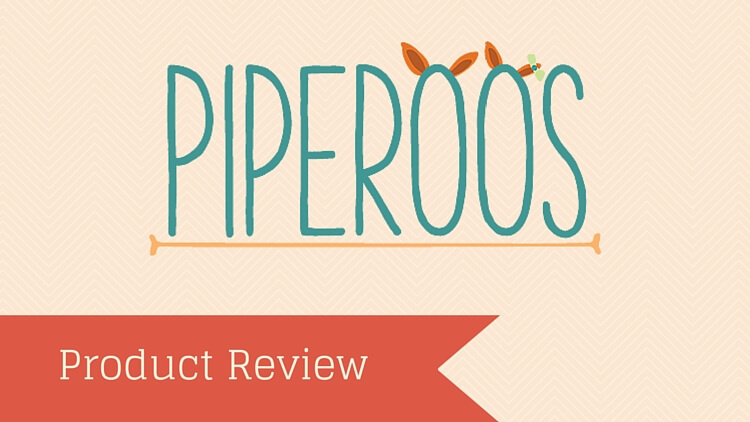 Piperoos – Baby Changing Pads – Product Review