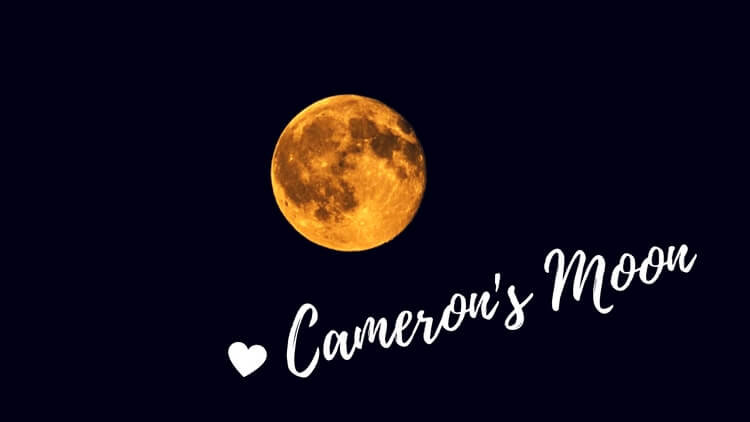 My Orange Moon – Messages From Heaven