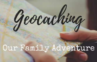 Our First Geocaching Family Adventure