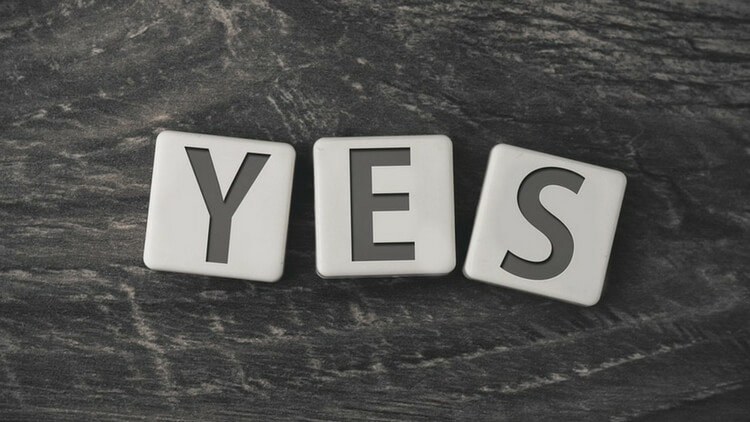 The Importance of Saying Yes