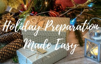 Holiday Preparation Made Easy + Homemade Caramels & Sweet Spicy Nuts Recipes