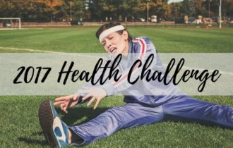 New Years Resolutions – 2017 Get Healthy Challenge