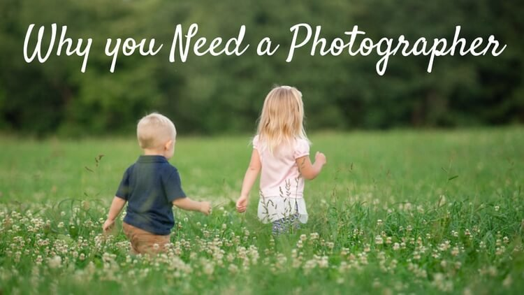 Why You Need To Hire A Photographer For Family Pictures