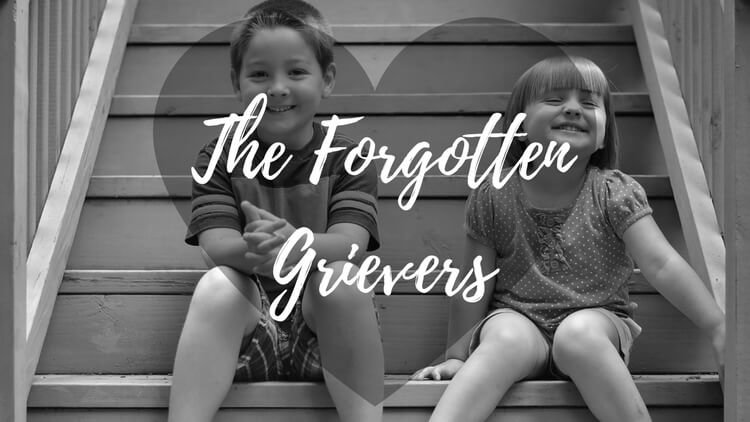 Siblings Are The Forgotten Grievers