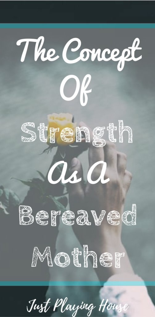 bereaved mothers are strong